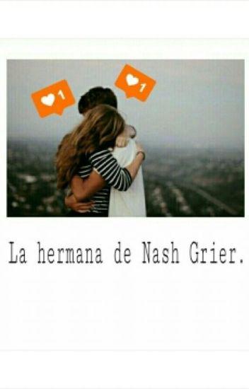 La hermana de Nash Grier.