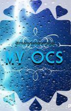 My Ocs by ManyFandomsnerd