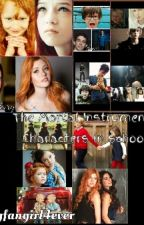 The Mortal instruments characters in school by lovingfangirl4ever