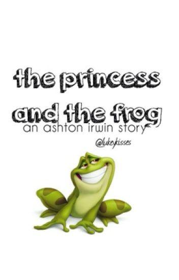 princess and the frog ((a.i.))