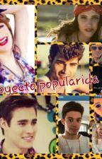 Proyecto popularidad. by mariasanpa03
