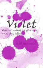 Violet by aBitParanoid