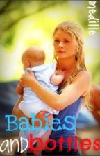 Babies and Bottles by medille