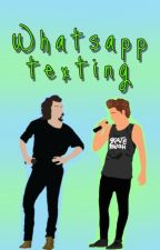 Larry | Whatsapp Texting by kingofcaps