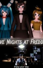 Five night at Freddy's 2 X reader by butterfly300