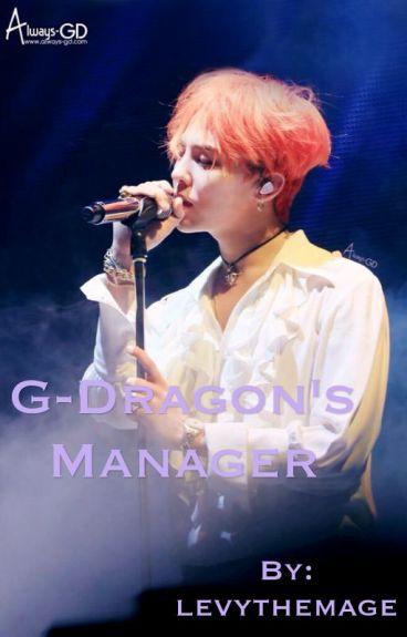 G-Dragon's Manager [JiYong/GD fanfic]