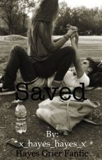 Saved (a Hayes Grier fanfic) by xx-hayes-xx