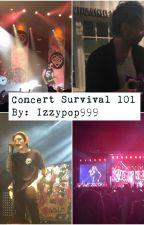 Concert Survival 101 by izzypop999
