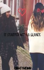 It Stared With a Glance by lyricsrstories