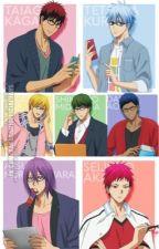 Kuroko No Basket Stories (Various x Reader) ni aozoradry
