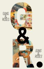 GUNS & ROSES → THE AVENGERS by buckiplier