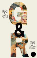 guns & roses. (  marvel  ) by buckiplier