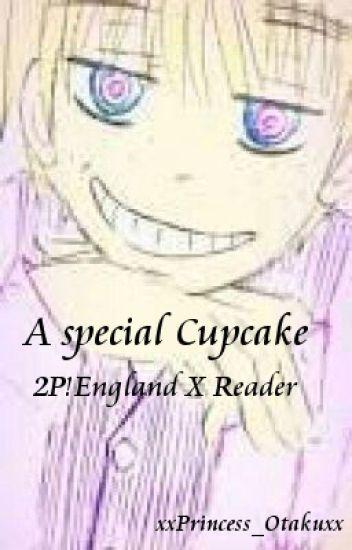 A Special Cupcake (2P!England X Reader)