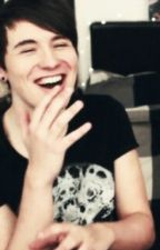 My YouTube Crush: A Dan Howell Fanfiction by ewiessel