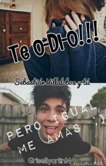 Te O-D-I-O!!! Pero igual me amas ;). ( Sebastian Villalobos y tu ).