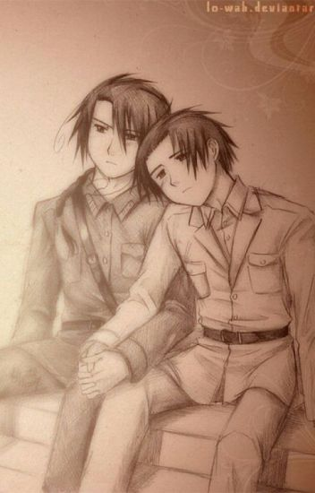 North and South (Hetalia, Koreacest)