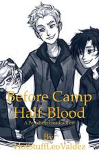 Before Camp Half-Blood: A Percabeth Headcanon (Percy Jackson/Annabeth Chase) by HotStuffLeoValdez