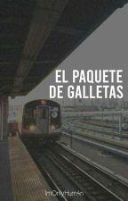 El Paquete de Galletas || Larry Stylinson || OS by ImOnlyHum4n