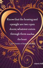 Pearls Of Wisdom by TheFireWithInBurns