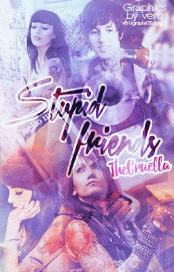 Stupid Friends [ Black Veil Brides & Oliver Sykes ] KOREKCE