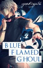 Blue Flamed Ghoul (Tokyo Ghoul/Blue Exorcist Crossover) *Discontinued*  by _MidnightRose_