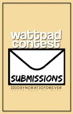 Wattpad Contest Submissions by idiosyncraticforever