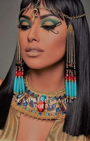 La Princesa De EGIPTO by Ana2maria2