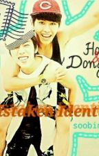 Mistaken Identity (INFINITE Jang DongWoo Fanfiction) by soobin0912