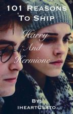 101 Reasons to Ship Harry and Hermione by Knife_Thrower