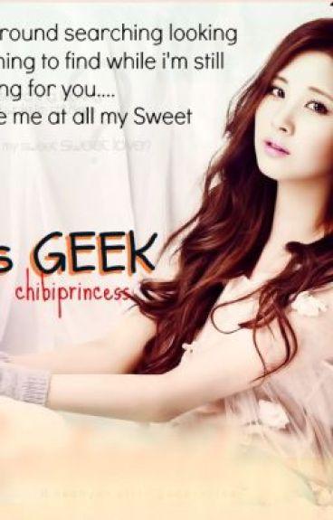 Miss Geek by chibiprincess
