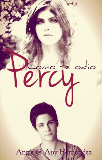 ¡Como te odio, Percy!