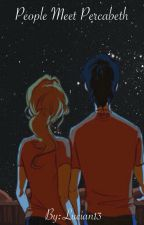 People meet Percabeth by Lucian13