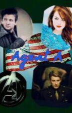 Agent A (#Wattys2015) (An Avengers Story) by batteredwarrior