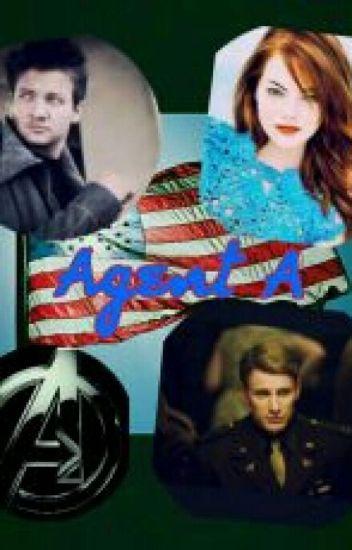 Agent A (#Wattys2015) (An Avengers Story)
