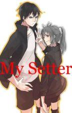 My Setter (Kageyama Tobio X Reader) by SavvyMlynn