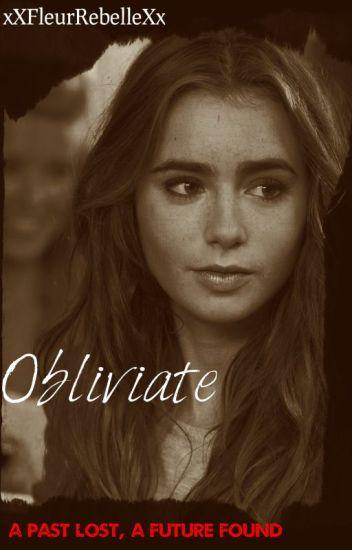 Obliviate {Book 1--EDITING}