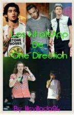 Los WhatsApp de One Direction by lilianvillada94