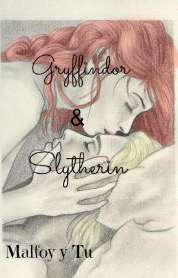 Gryffindor & Slytherin (Malfoy y Tu)