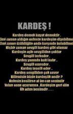 Eski KARDEŞ by EdaBLG