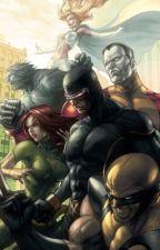 The Next Generation X-Men by KaelianaSmoke