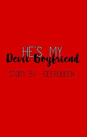 He's My Devil Boyfriend (Hunhan Fanfiction) by -deerqueen