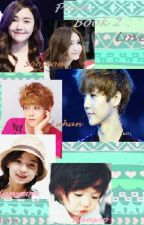 Pain And Pain Book 2: Love(Luhan and Jessica Fanfic) by Kim_Taeya