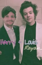 Harry + Louis |Larry Stylinson| by Rayan_5x
