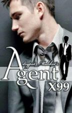 AGENTX99 by QueenGoddessAdry