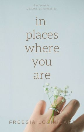 In Places Where You Are by crossroad