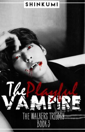 The Playful Vampire by shinkumi