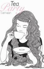 Tea Party |tmnt 2012 Leo X Reader| short story by Samaian