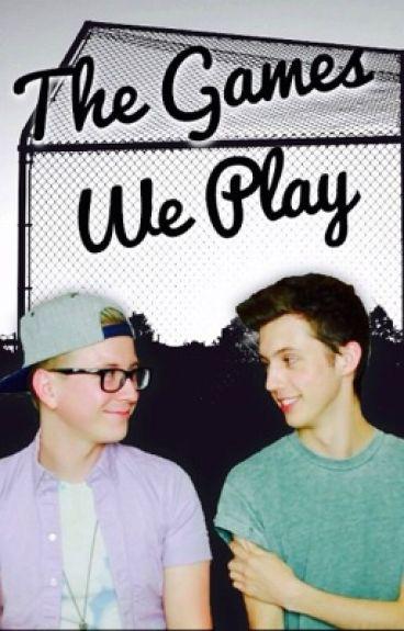 The Games We Play (Troyler AU)