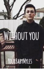Without You(Myles Parrish Love Story) by YourBabyMyles
