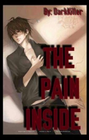 THE PAIN INSIDE by DARKKILLER30